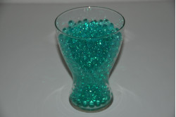 Vandperler - mørkegrøn