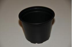 8,5 cm. rund potte